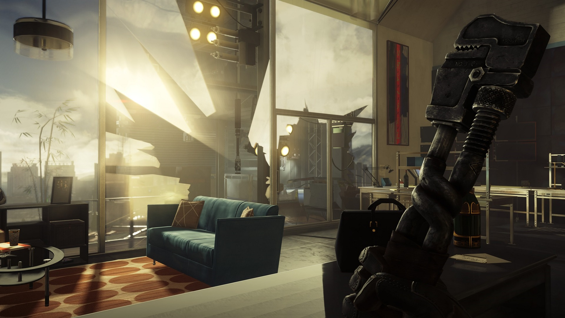 Prey was going to let players fly wherever they wanted screenshot