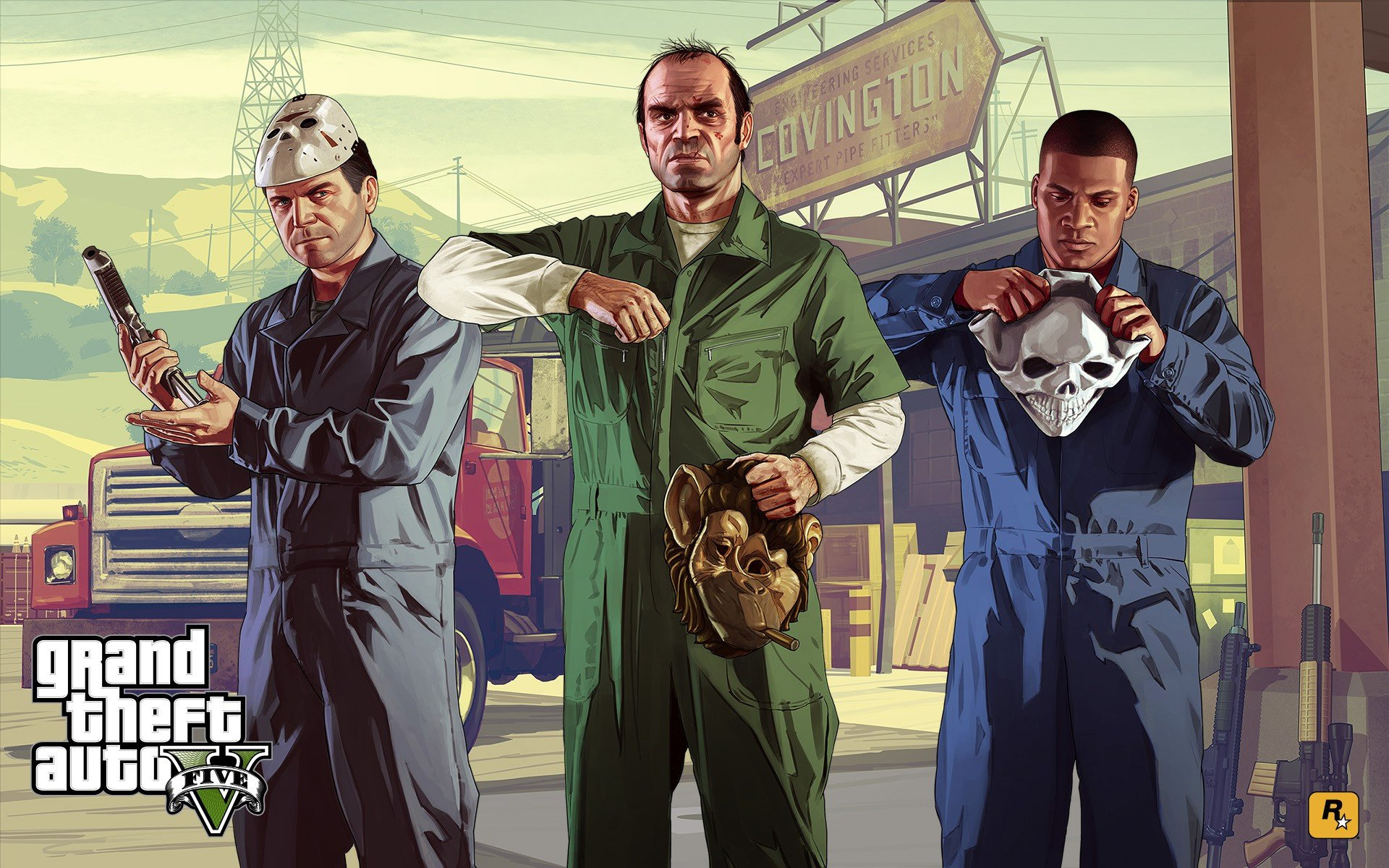 GTA V modding tool OpenIV is being distributed again