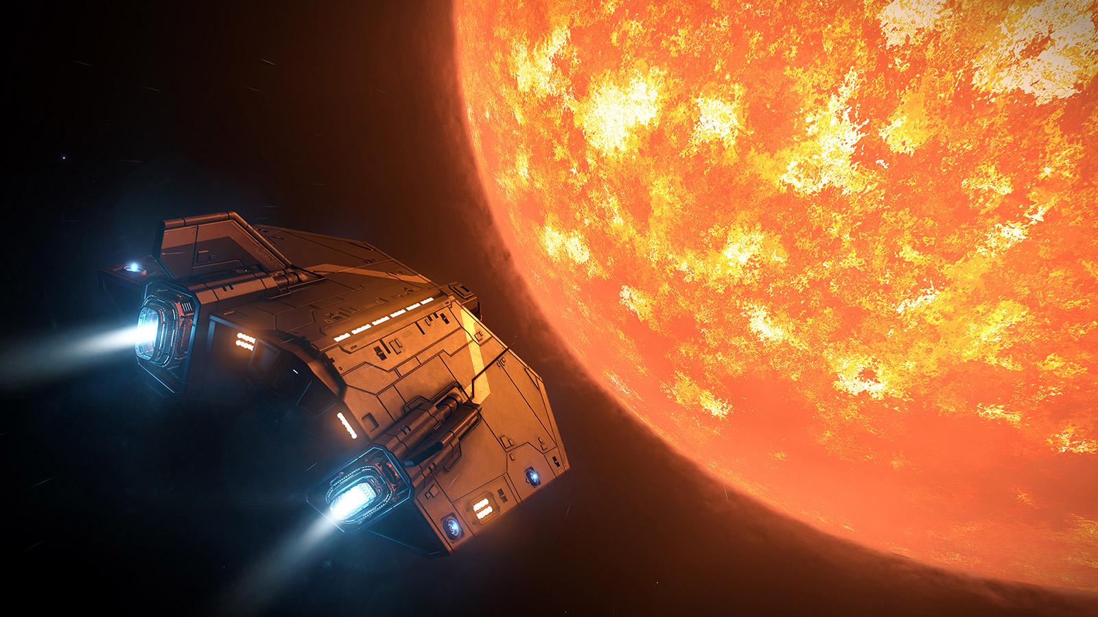Review: Elite Dangerous screenshot