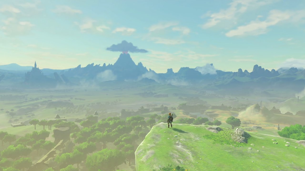 How Breath of the Wild dunks on most open world games