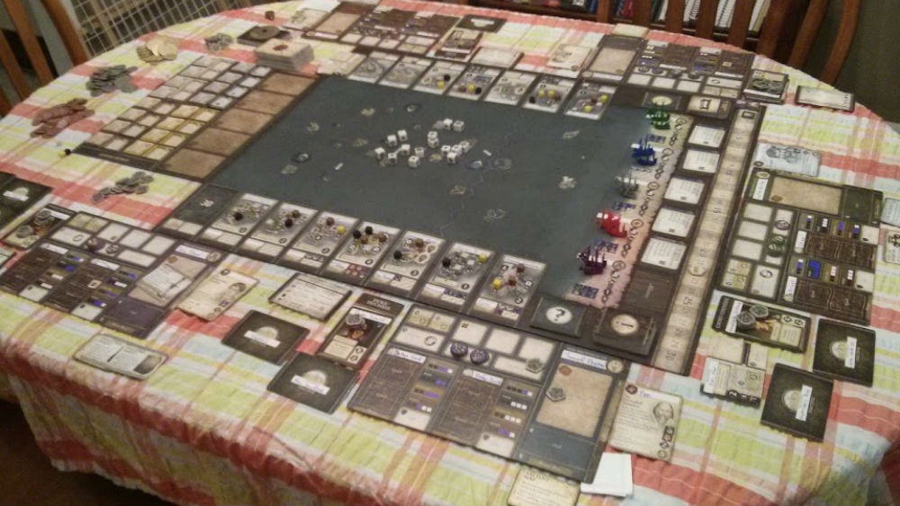 SeaFall review