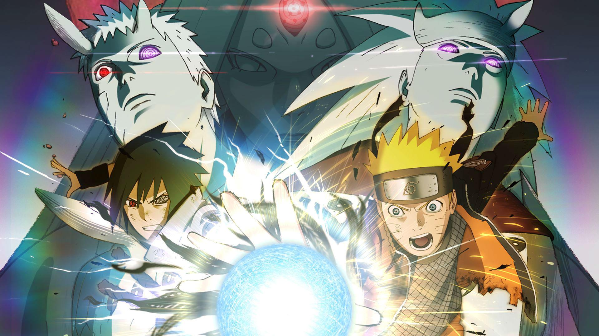 Naruto Shippuden: Ultimate Ninja Storm Legacy dattebasas the Americas August 25 screenshot