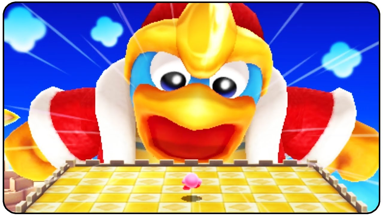 Review: Kirby's Blowout Blast screenshot