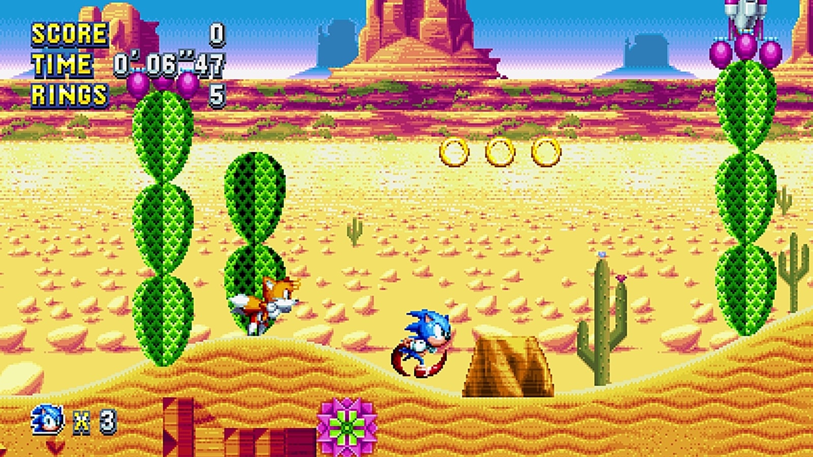 The future of Sonic the Hedgehog
