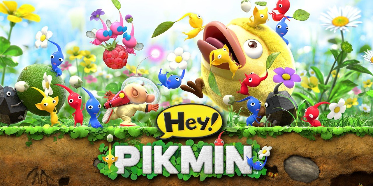 It's no Pikmin 4, but this Pikmin song is pretty good screenshot