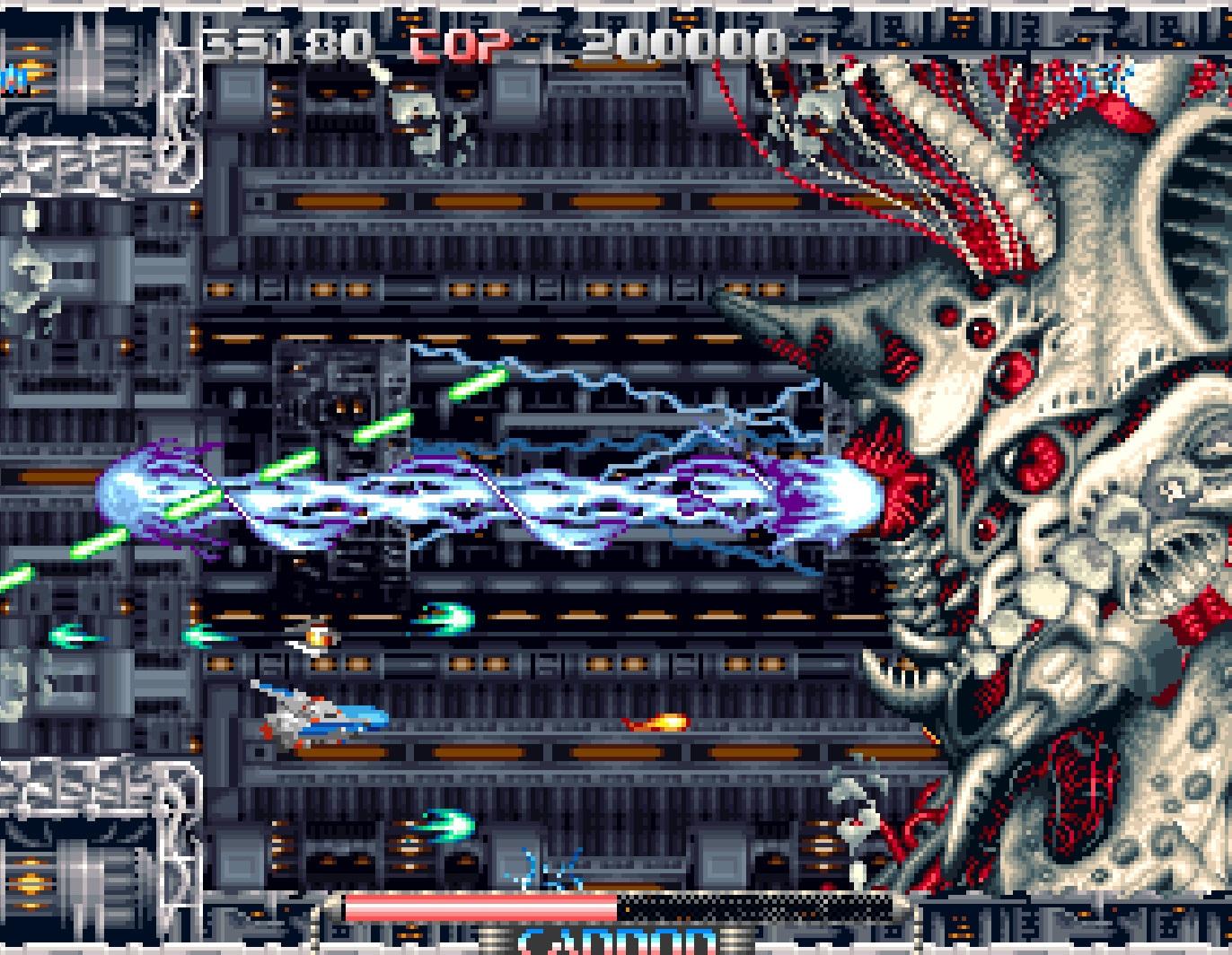 Neo Geo shmup Pulstar blasts onto Xbox One screenshot