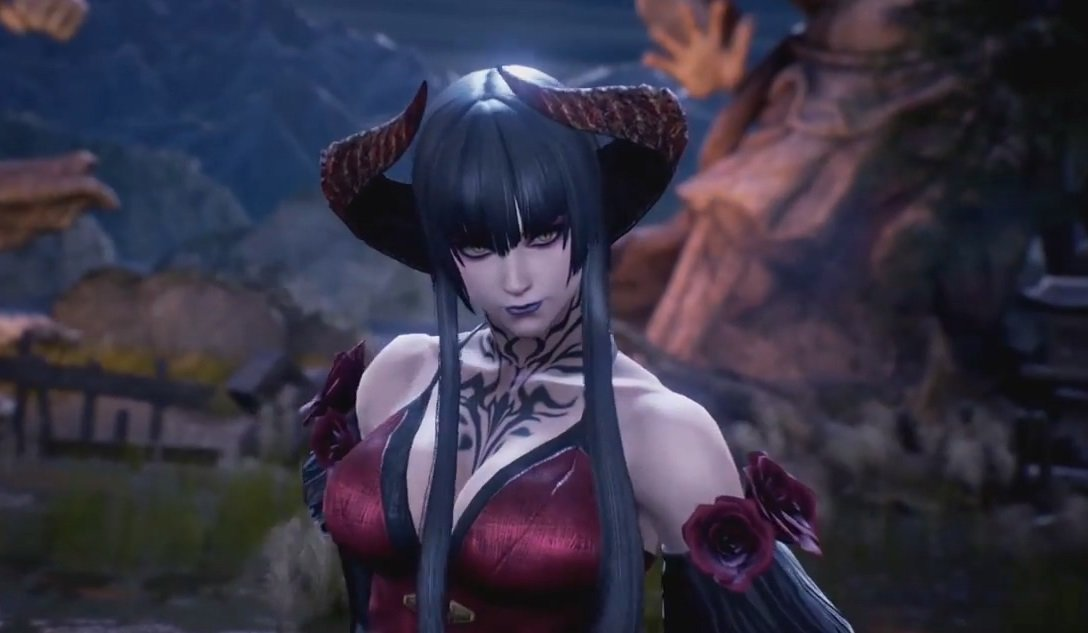 Tekken 7 patch addresses issues, angers vampire screenshot