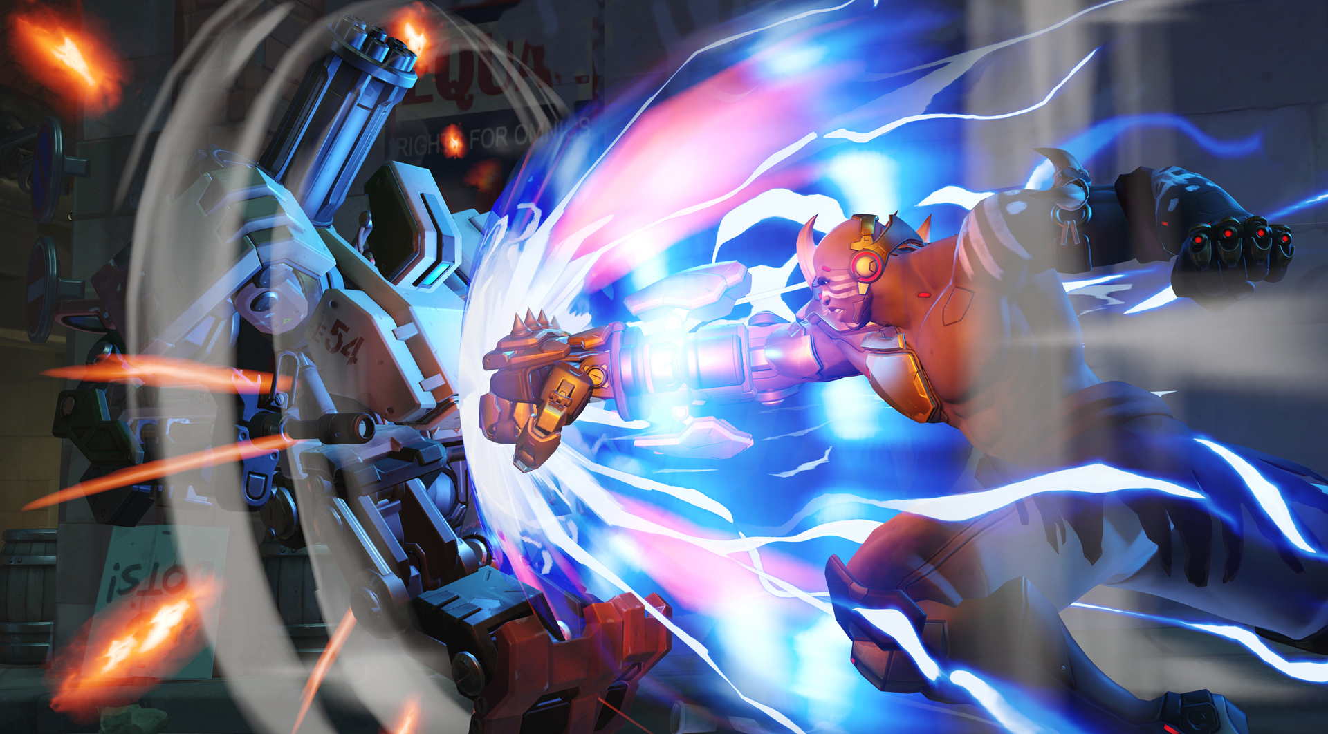 No more teasing, Doomfist is playable on the Overwatch PTR now screenshot