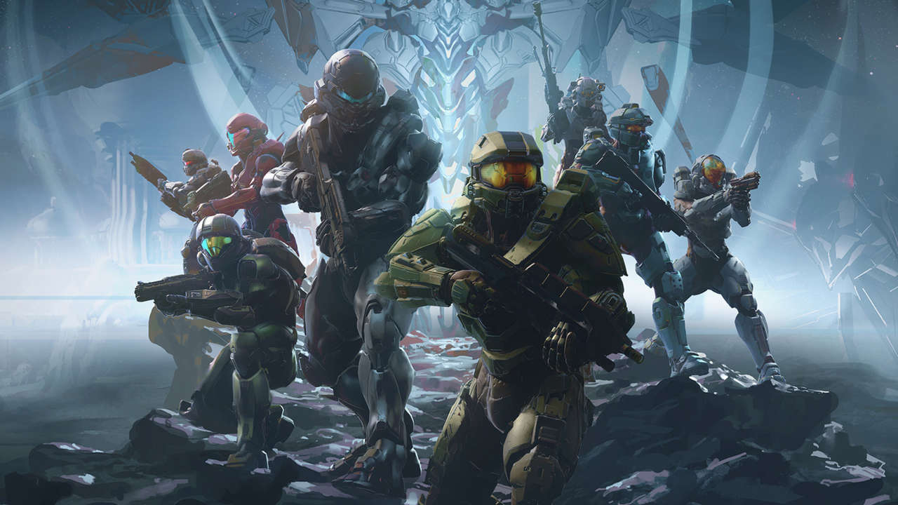 Halo 5 Is Getting The 4k Treatment Lots Of Halo Classics