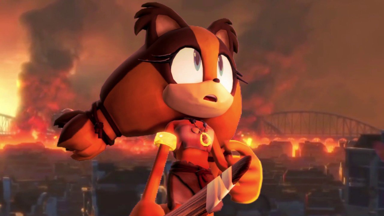 The Sonic Forces Theme Is Called Fist Bump And Is Sung By The Hoobastank Guy