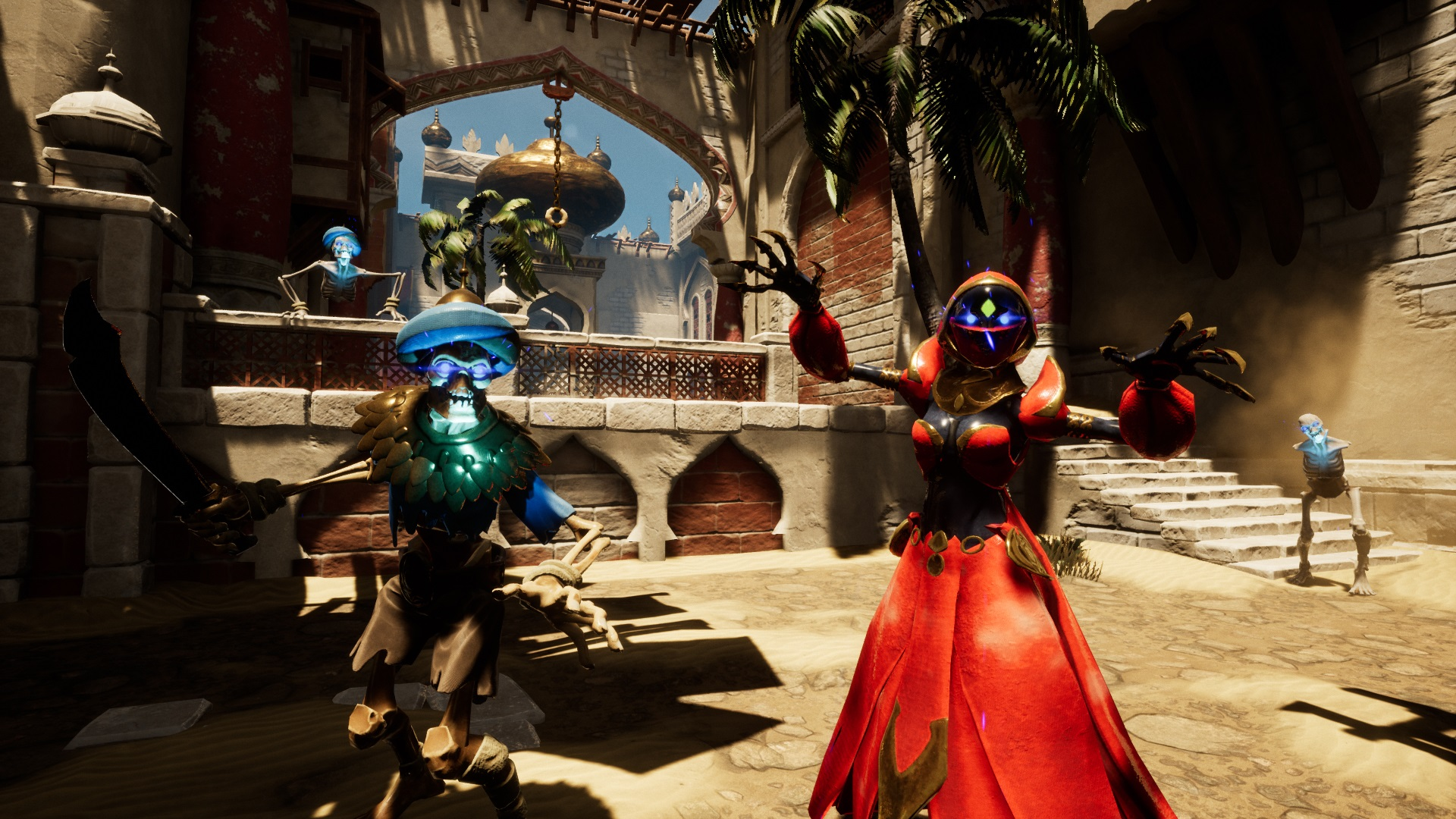 Former BioShock developers unveil City of Brass screenshot