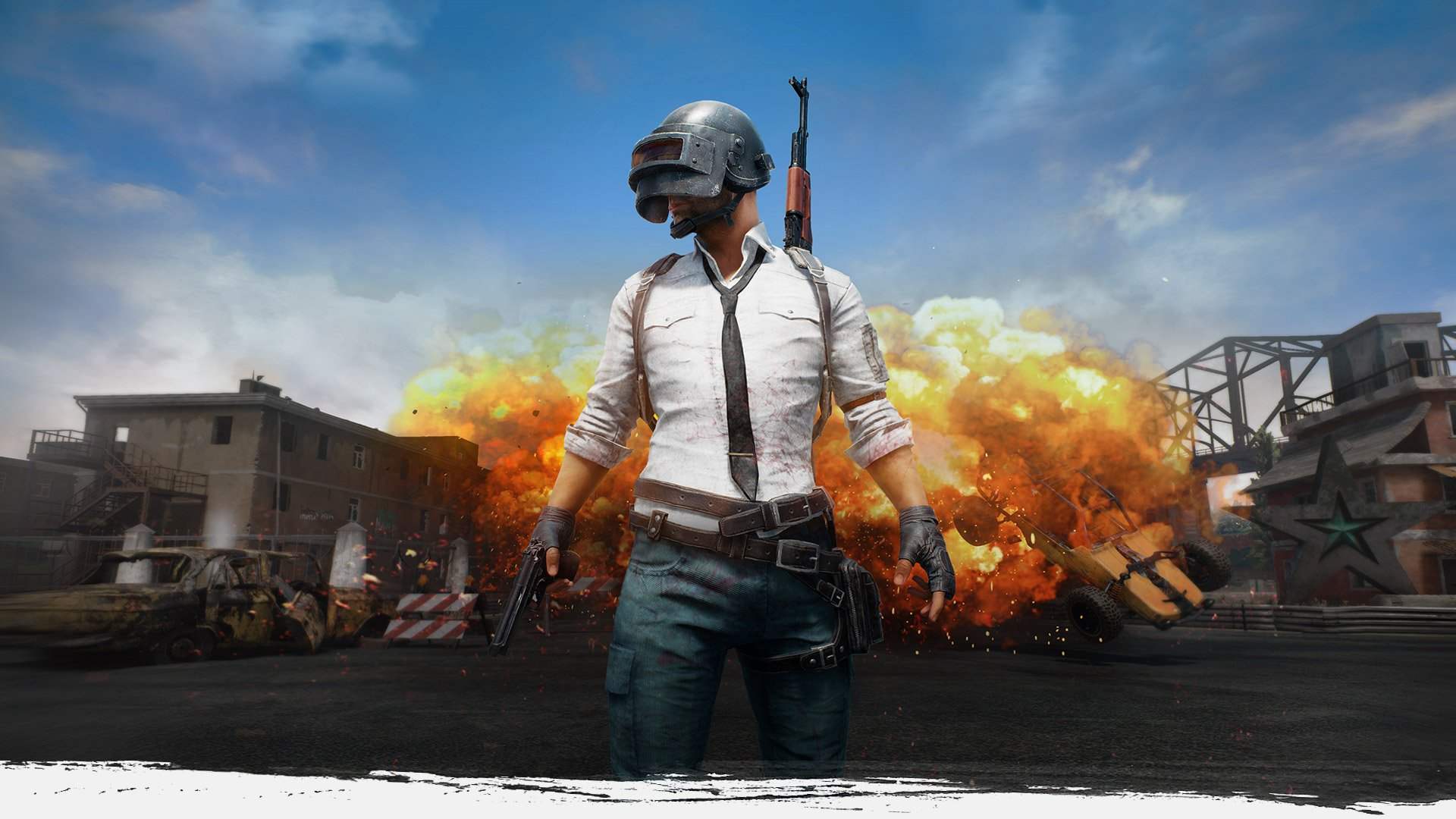 Dataminer uncovers hidden items and clothing options in PlayerUnknown's Battlegrounds screenshot