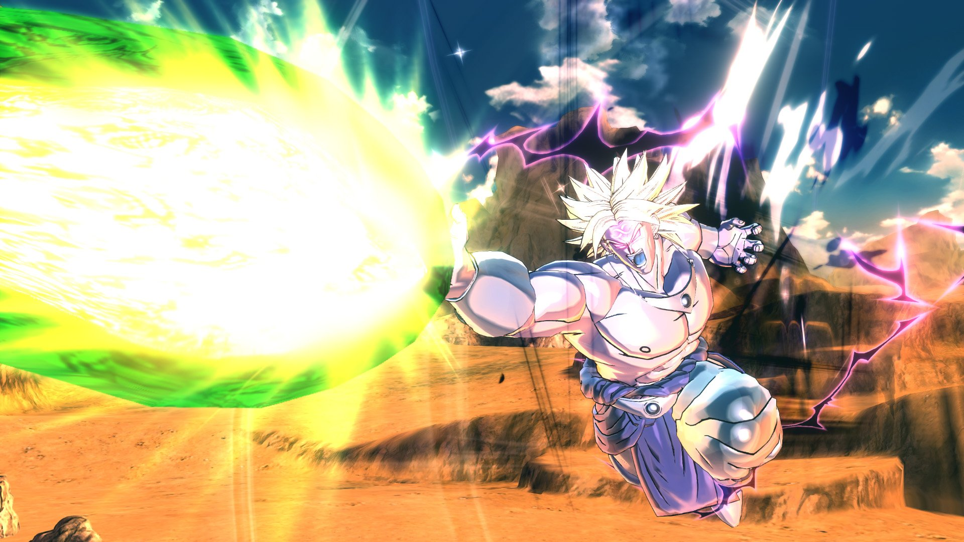 Dragon Ball Xenoverse 2 heads to the Switch dimension this fall screenshot