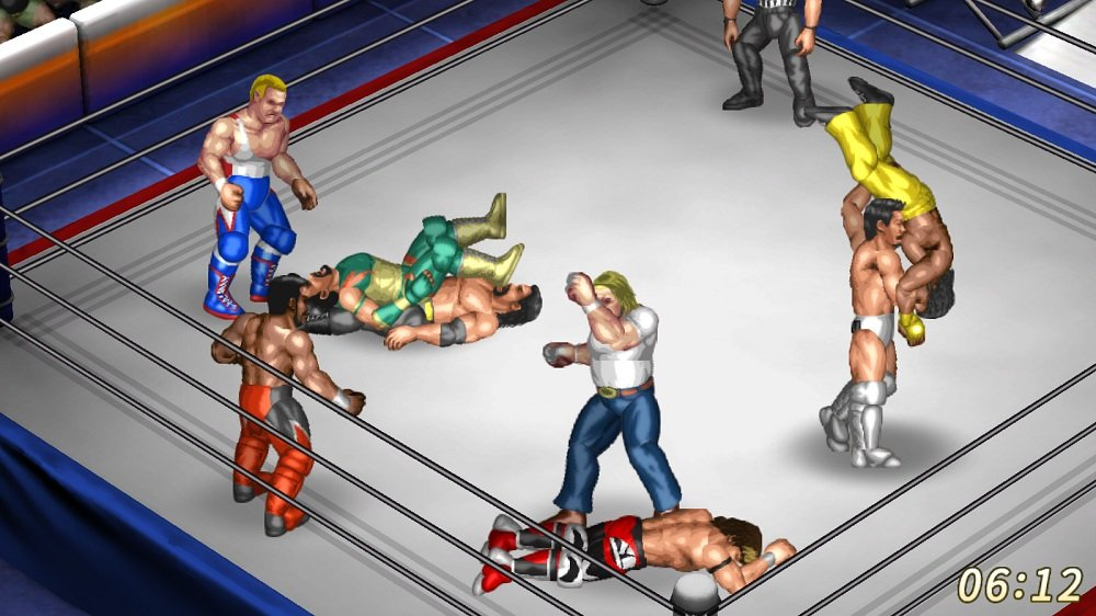 Fire Pro Wrestling World launches onto Steam Early Access screenshot