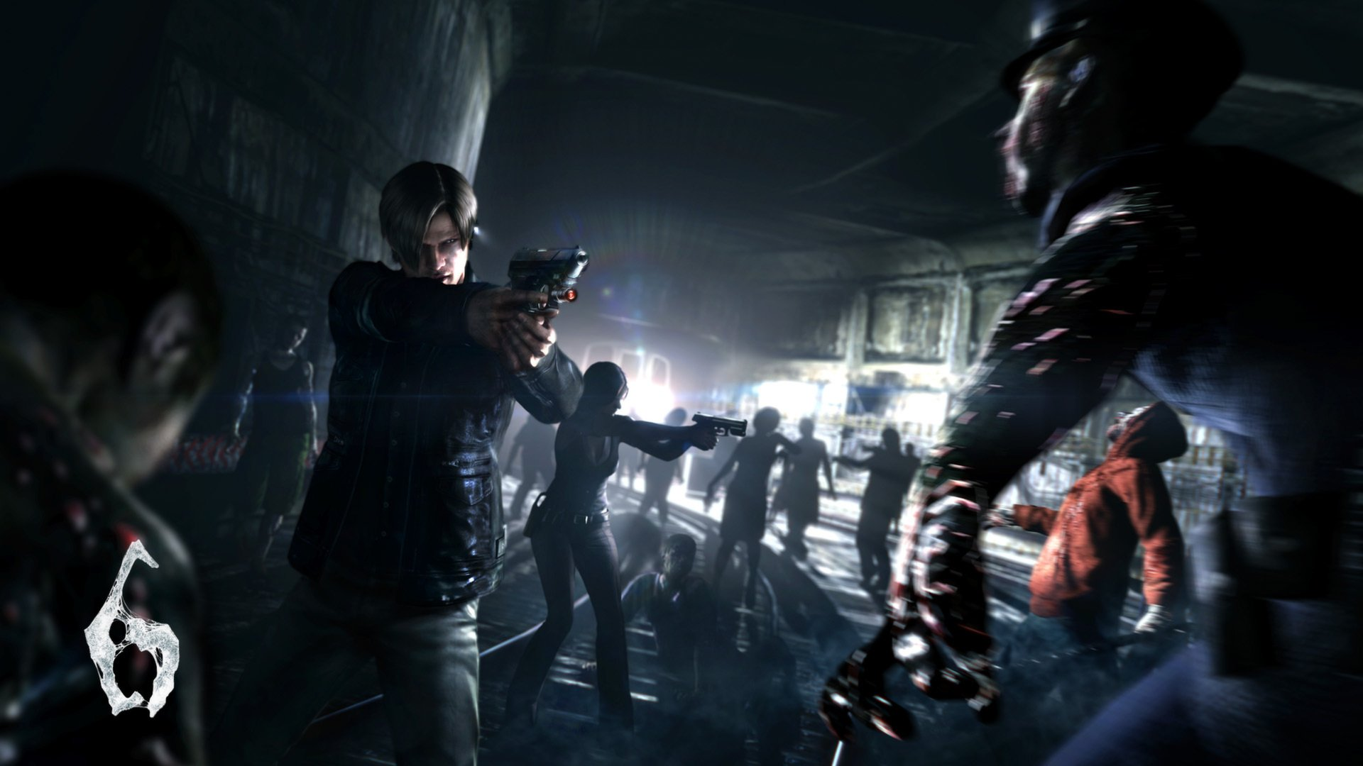 It's mostly Resident Evil and Dead Rising in Capcom's new Humble Bundle screenshot