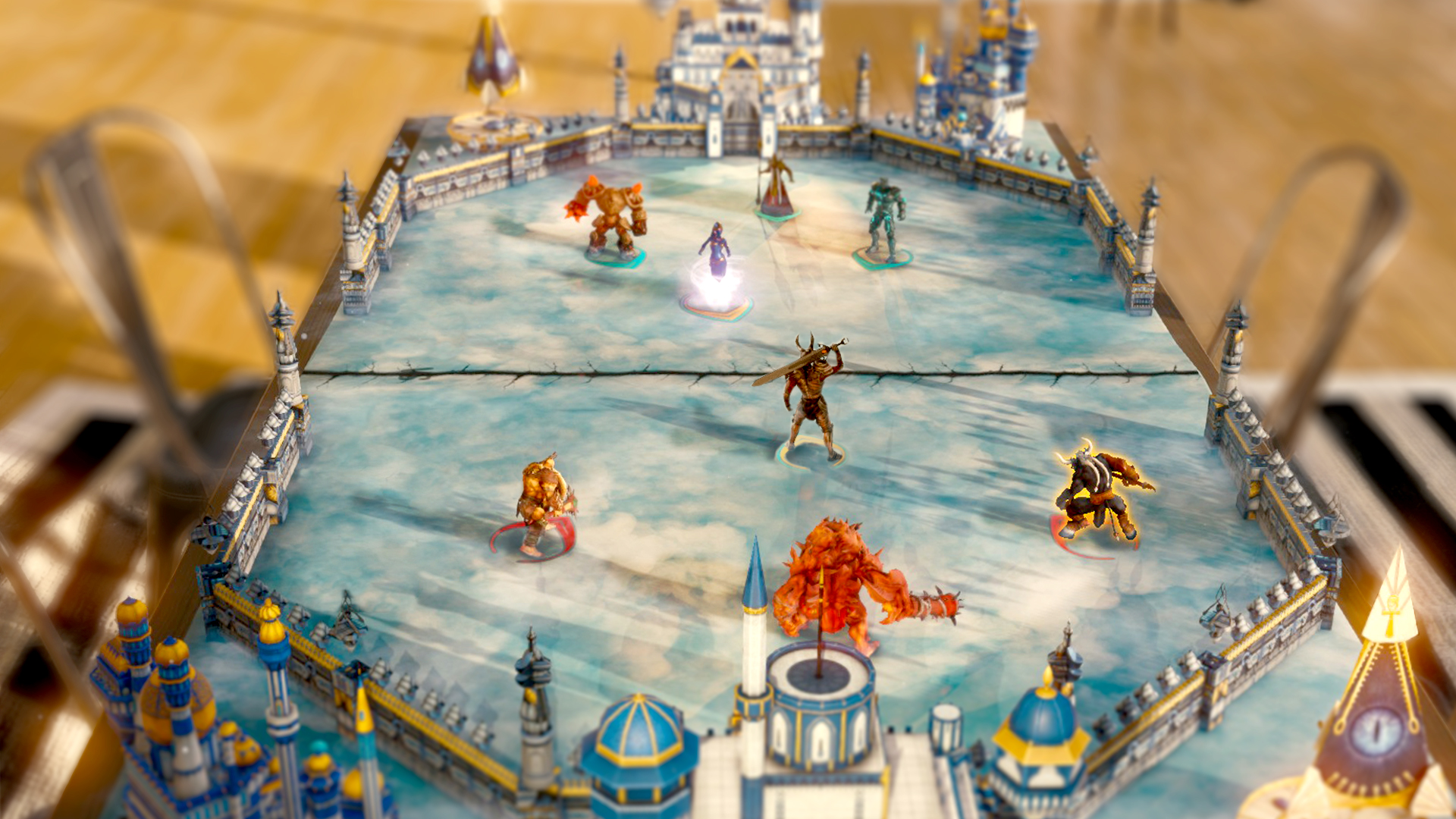Might & Magic Showdown beta closes, game removed from Steam screenshot