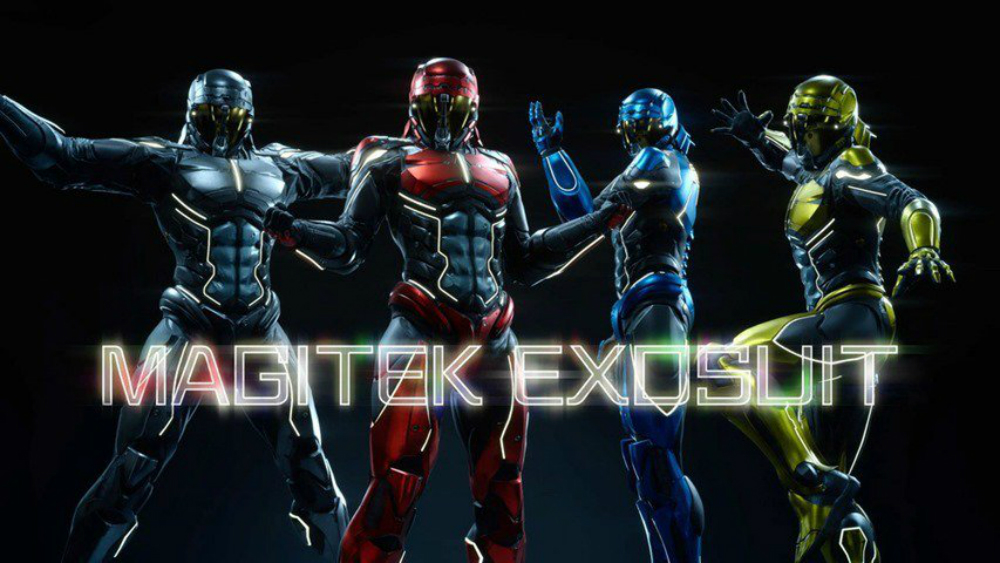 Final Fantasy XV's 'we promise they aren't Power Rangers' suits are coming soon for free screenshot