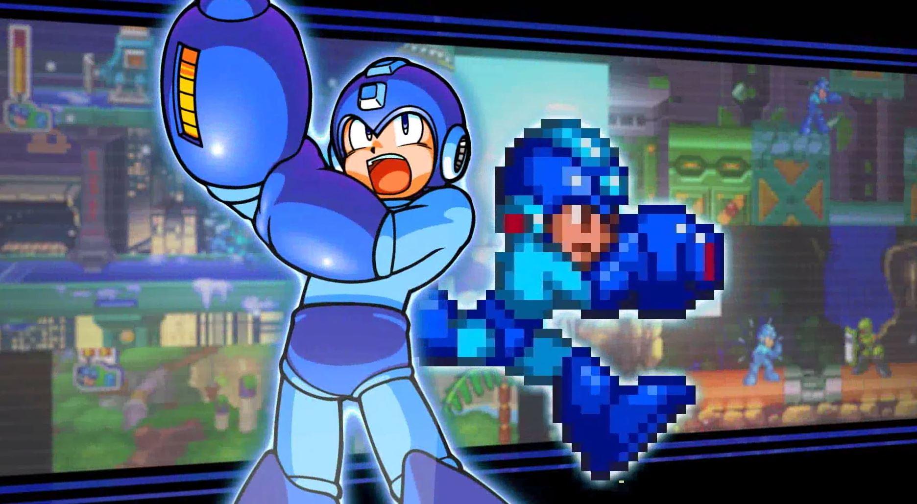 Good ol' Walmart has Mega Man Legacy Collection 2 for 28% off screenshot