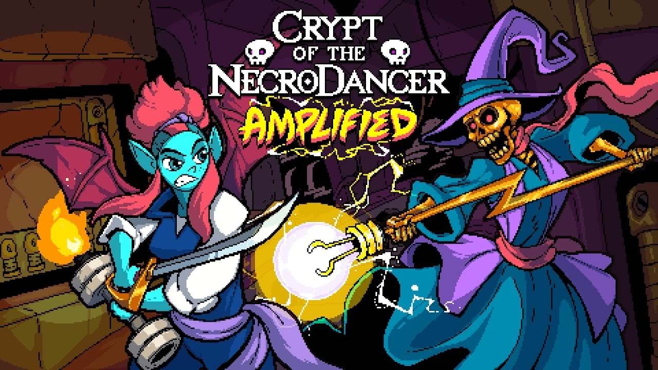 Crypt of the Necrodancer: Amplified hustles out of Early Access screenshot