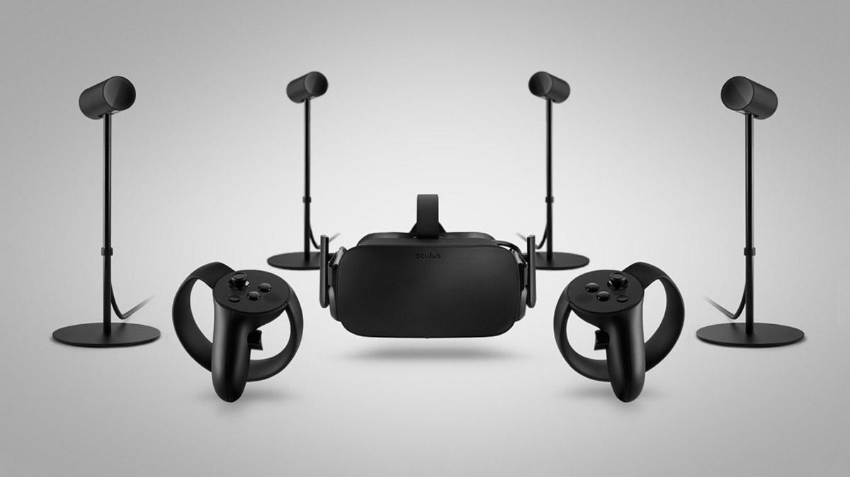 Oculus Rift + Touch controller bundle priced at $499 going forward screenshot