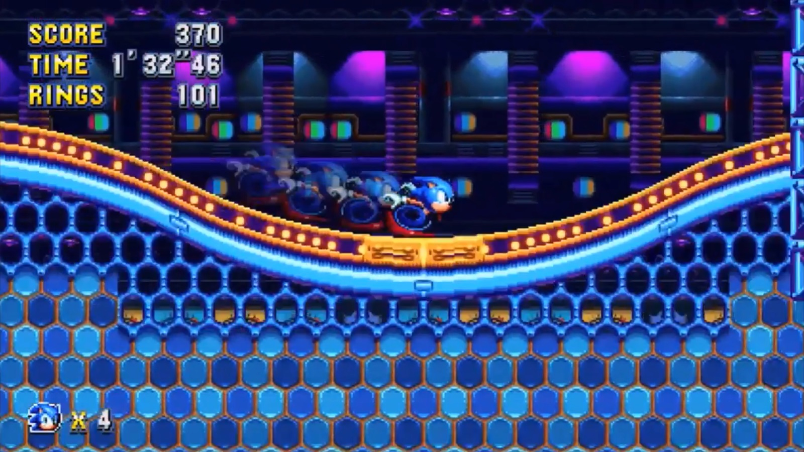Kick off your weekend with this Sonic Mania jam
