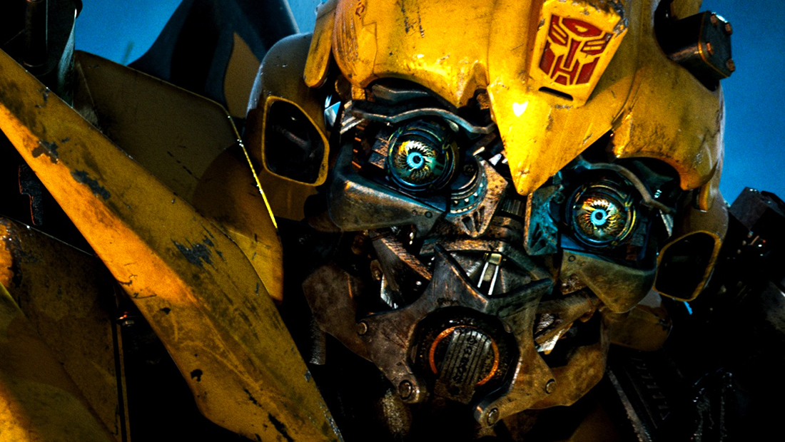There's a Bumblebee Transformers spinoff ... and 13 more spinoffs screenshot