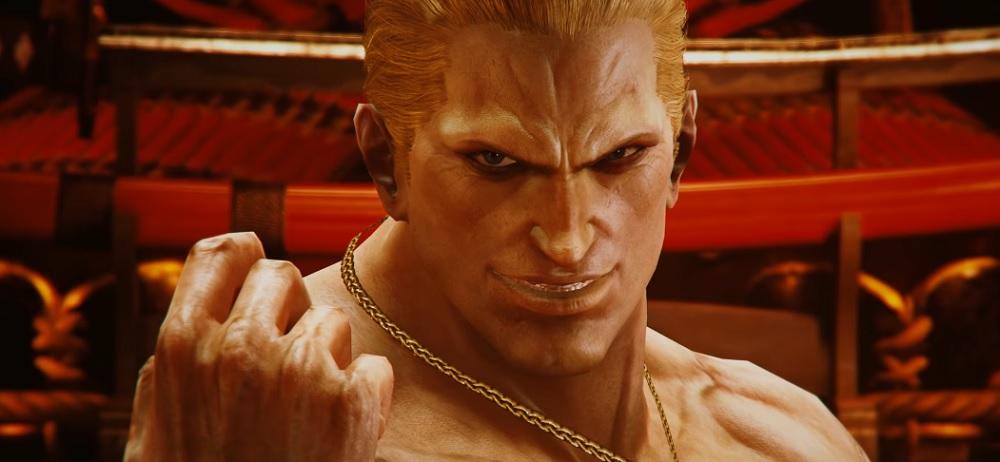 Geese Howard, GEESE HOWARD is coming to Tekken 7 screenshot