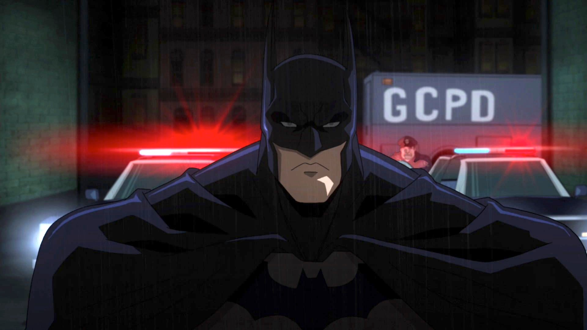 The Adaptation Batman Assault On Arkham