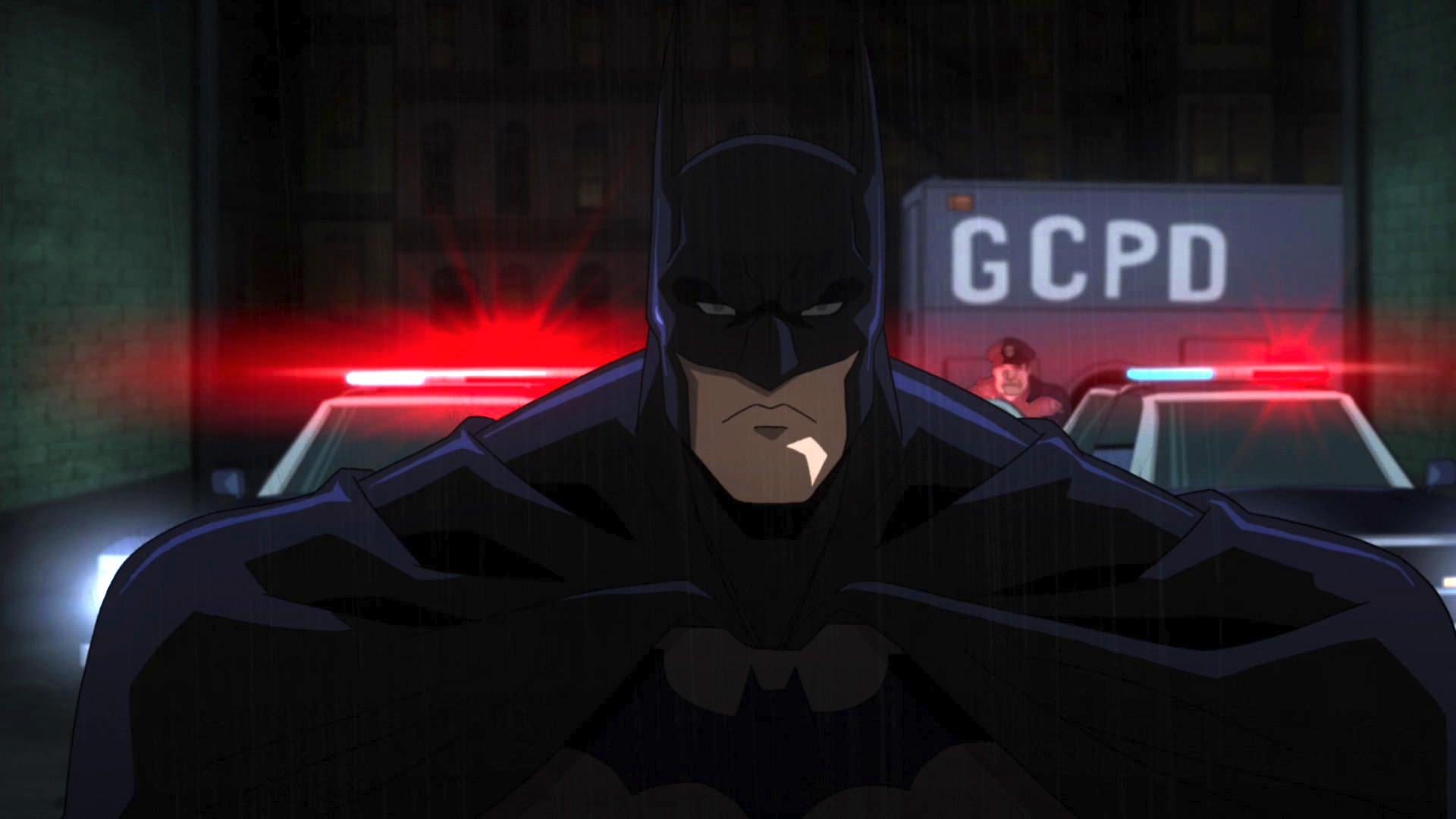 The Adaptation: Batman Assault on Arkham screenshot