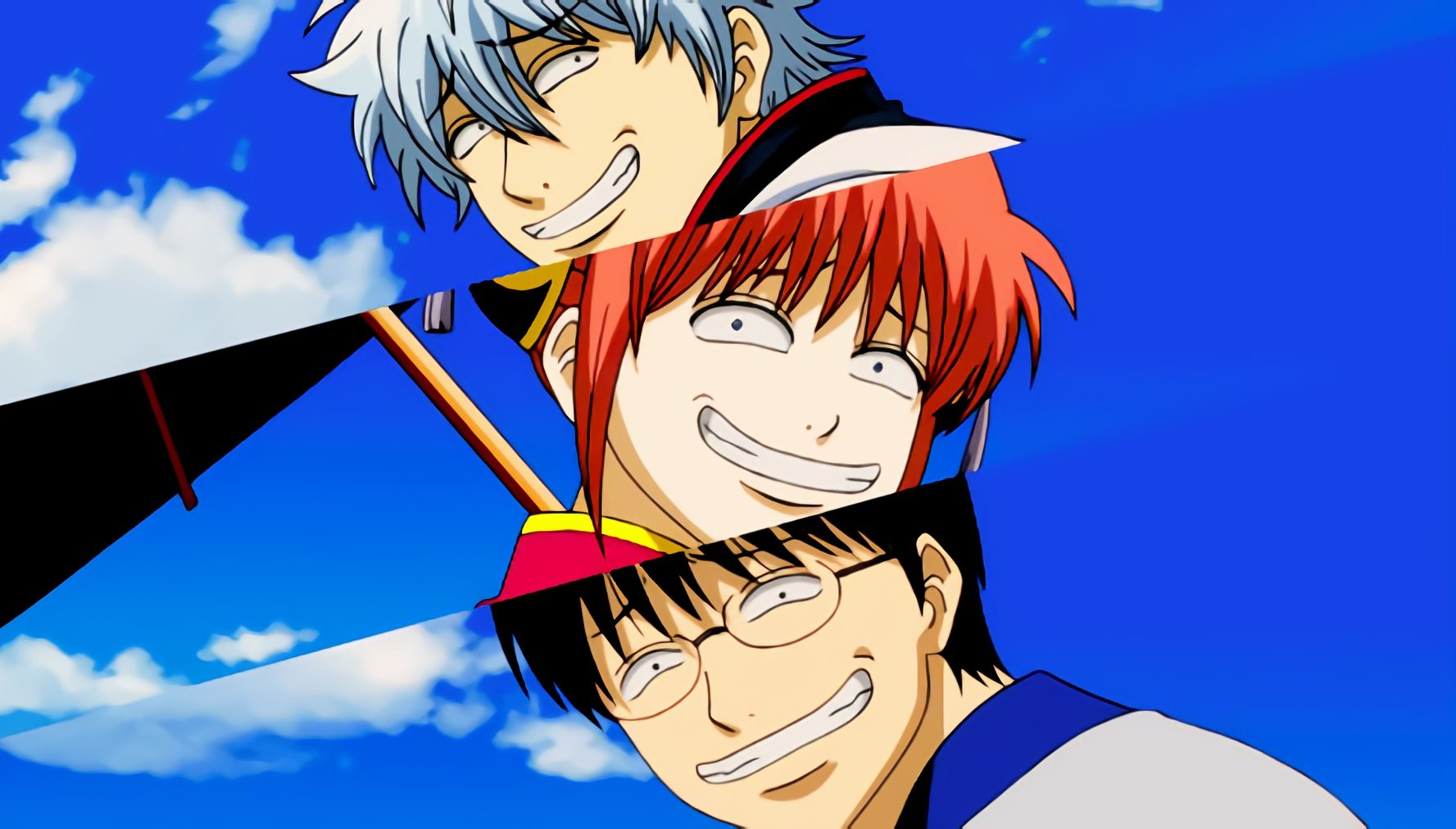 Gintama: Project Last Game receiving an English release in Asia screenshot
