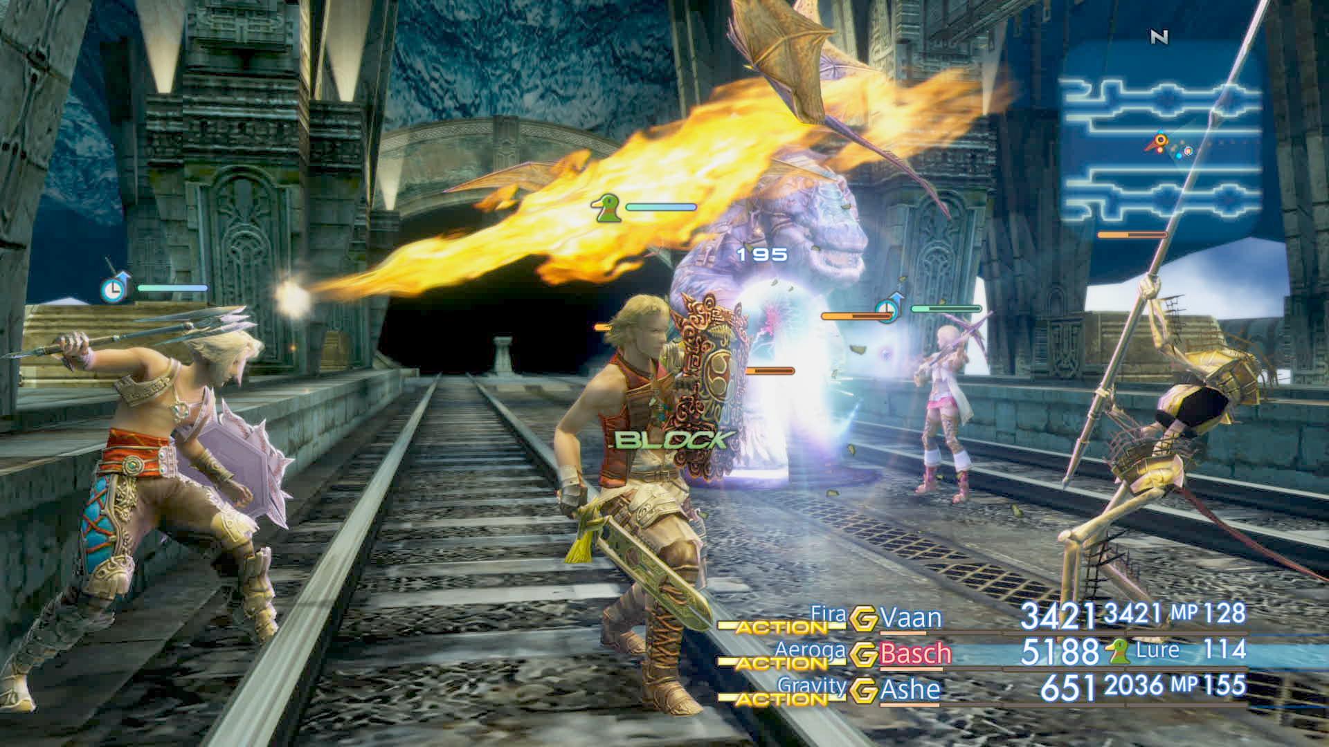 Final Fantasy XII takes UK chart top spot screenshot