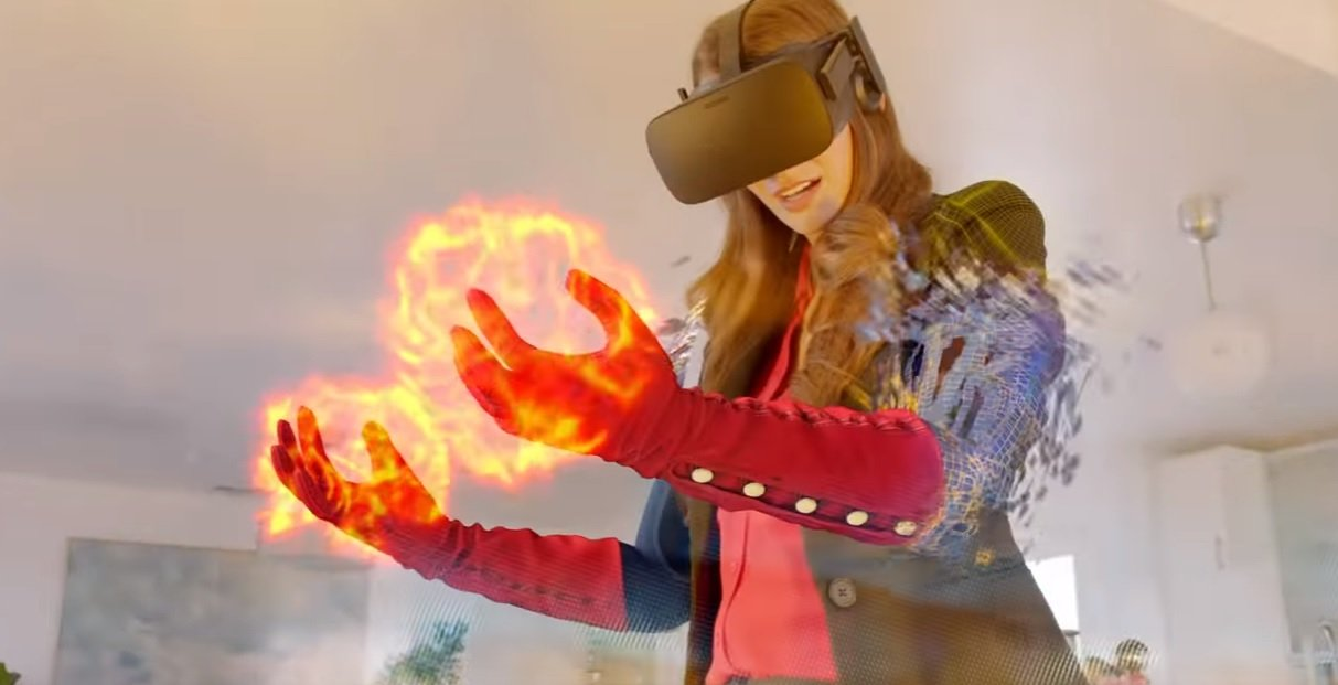 Marvel: Powers United VR might not be as cool as its debut trailer screenshot