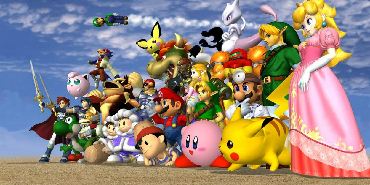Smash Melee is missing from EVO Japan's lineup screenshot