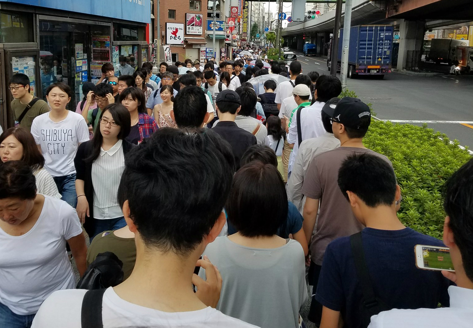 Massive lines and raffles continue in Japan for the Nintendo Switch screenshot