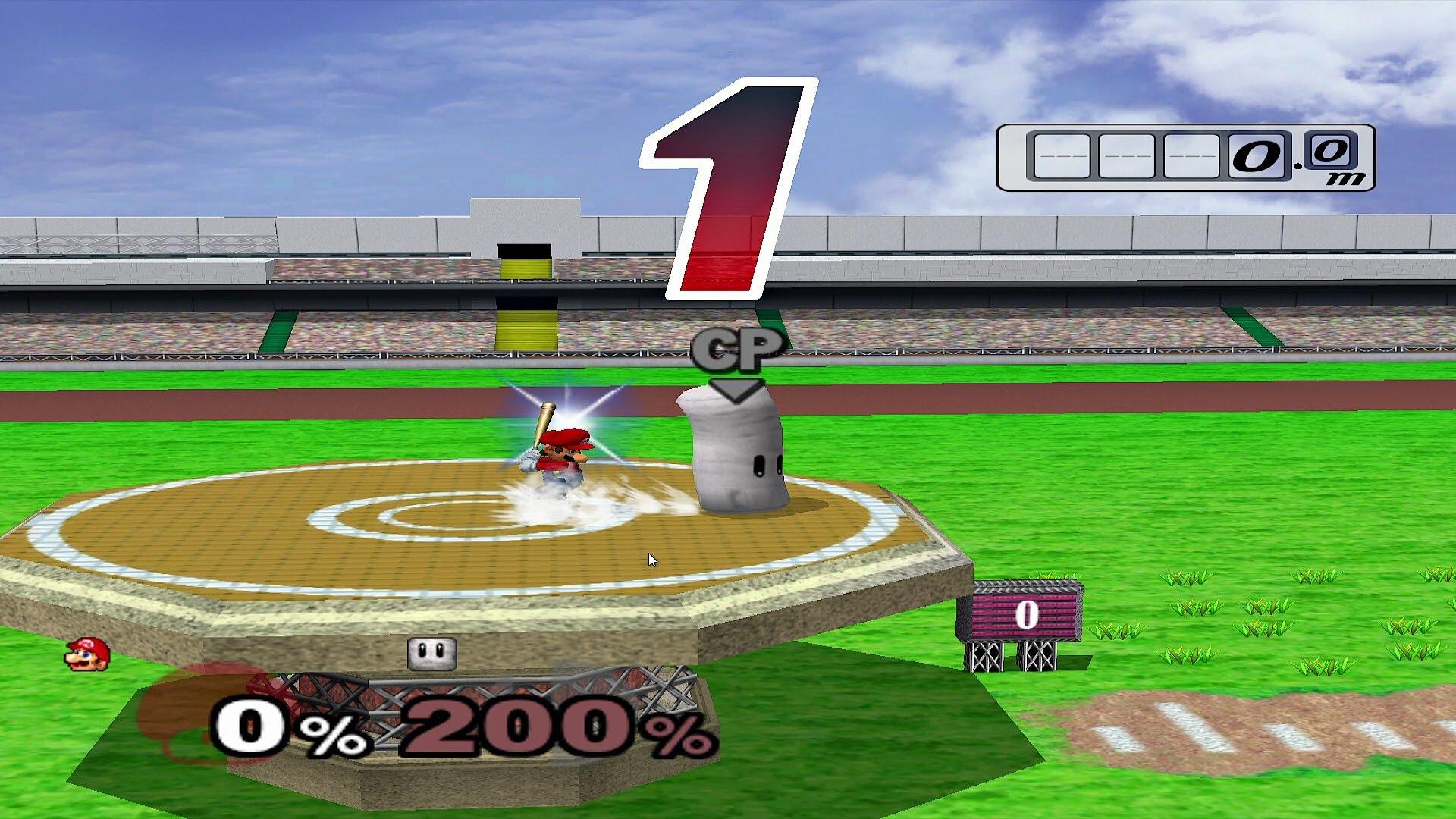 Man beats Smash Melee world record that he set when he was 16 screenshot