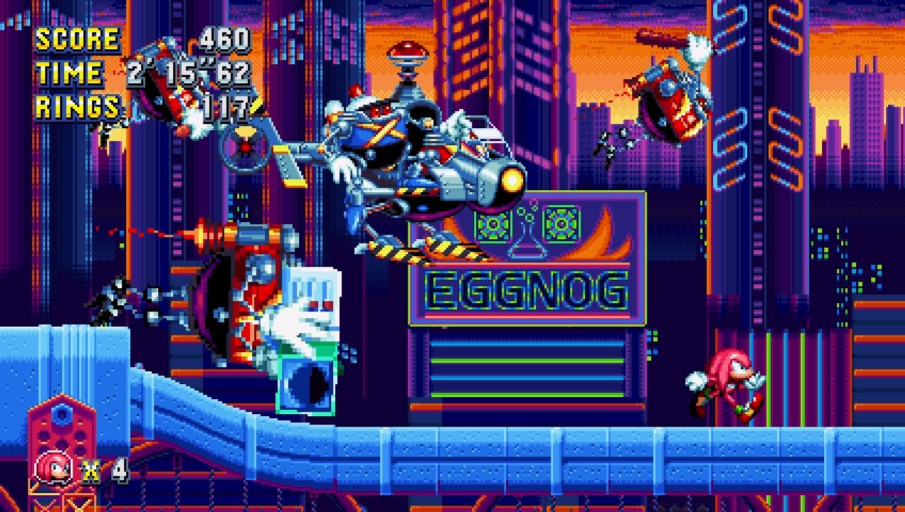 The Sonic Mania soundtrack is killing it screenshot