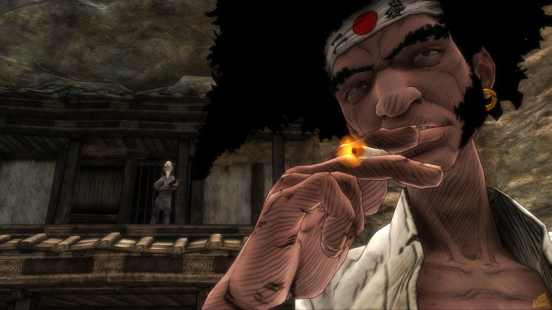 Kết quả hình ảnh cho Afro Samurai game
