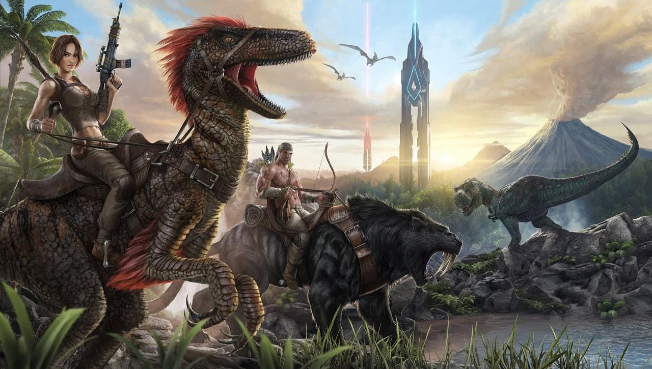 Unlike dinosaurs, Ark servers won't be wiped away at 1.0 launch screenshot
