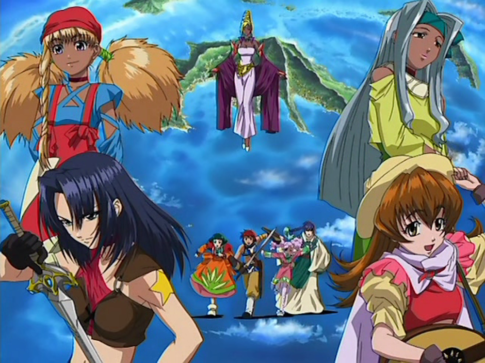 The Adaptation: Tales of Eternia, The Animation screenshot