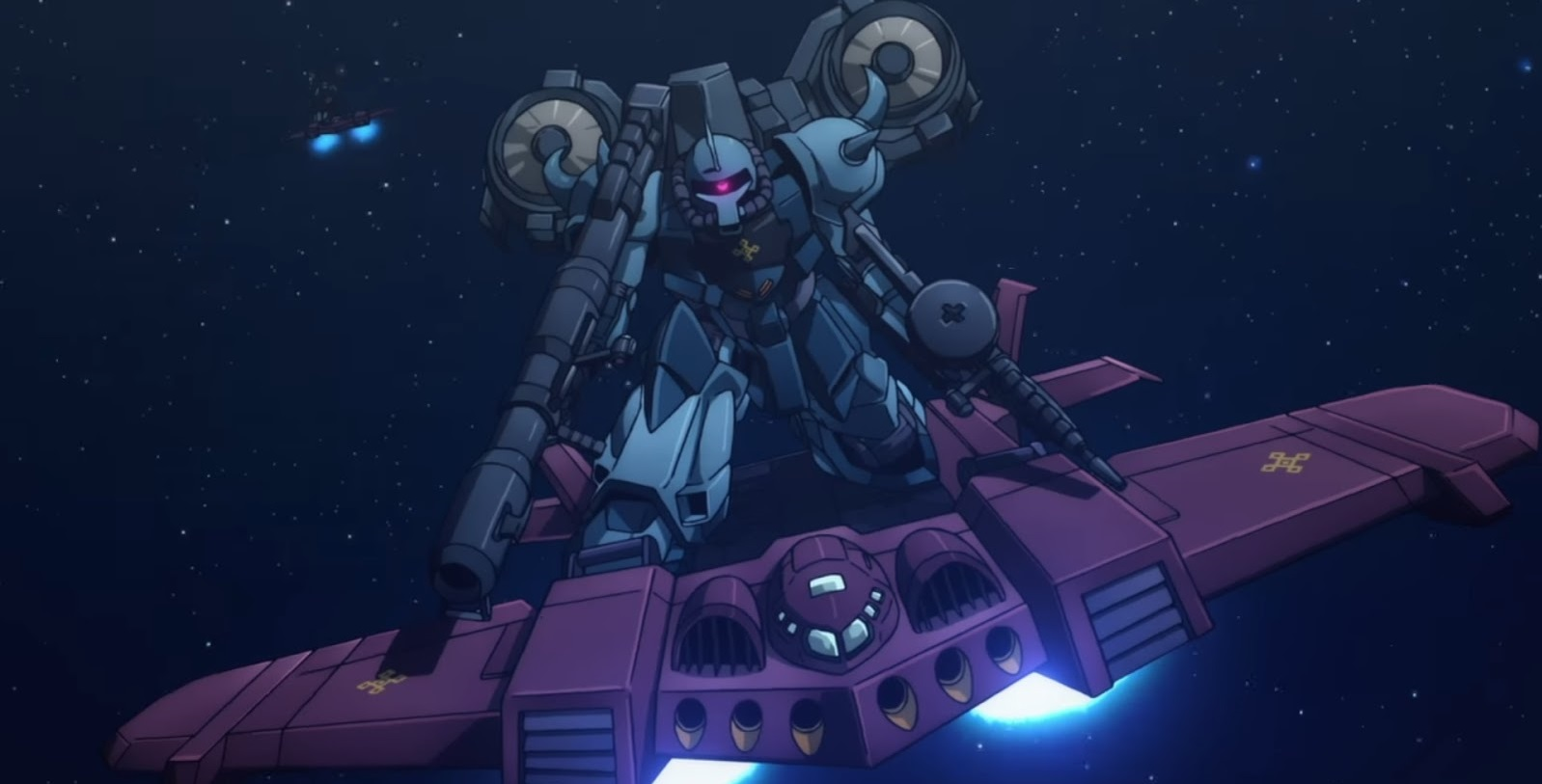 Get jazzed up for Anime NYC's Gundam Thunderbolt events screenshot