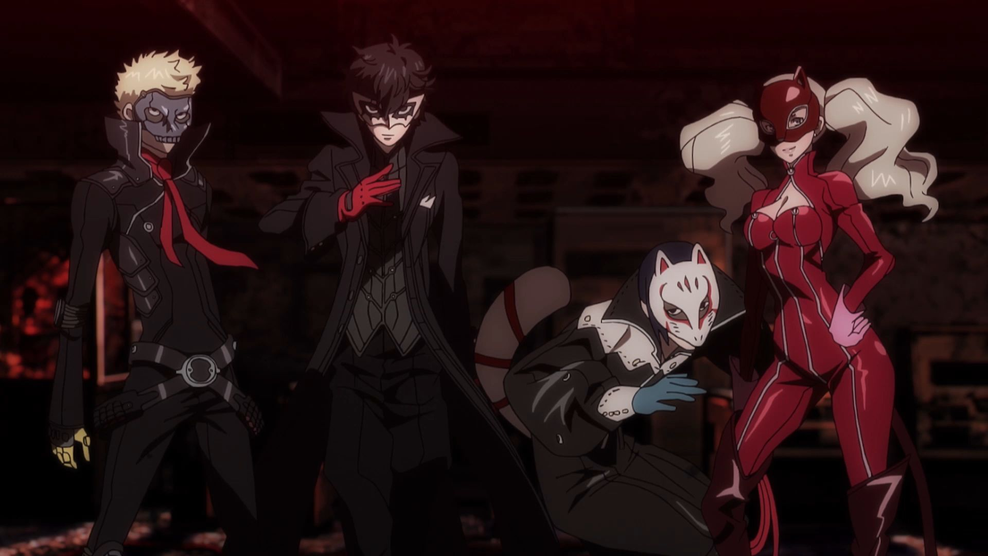What is the best RPG of all time? Japanese gamers say Persona 5 screenshot