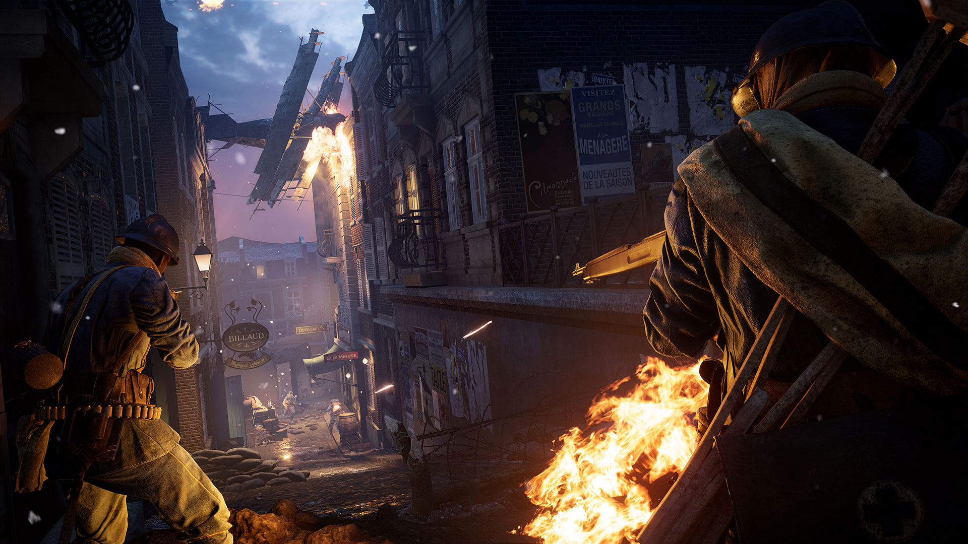 Battlefield 1's DLC maps are free to play for the next week screenshot