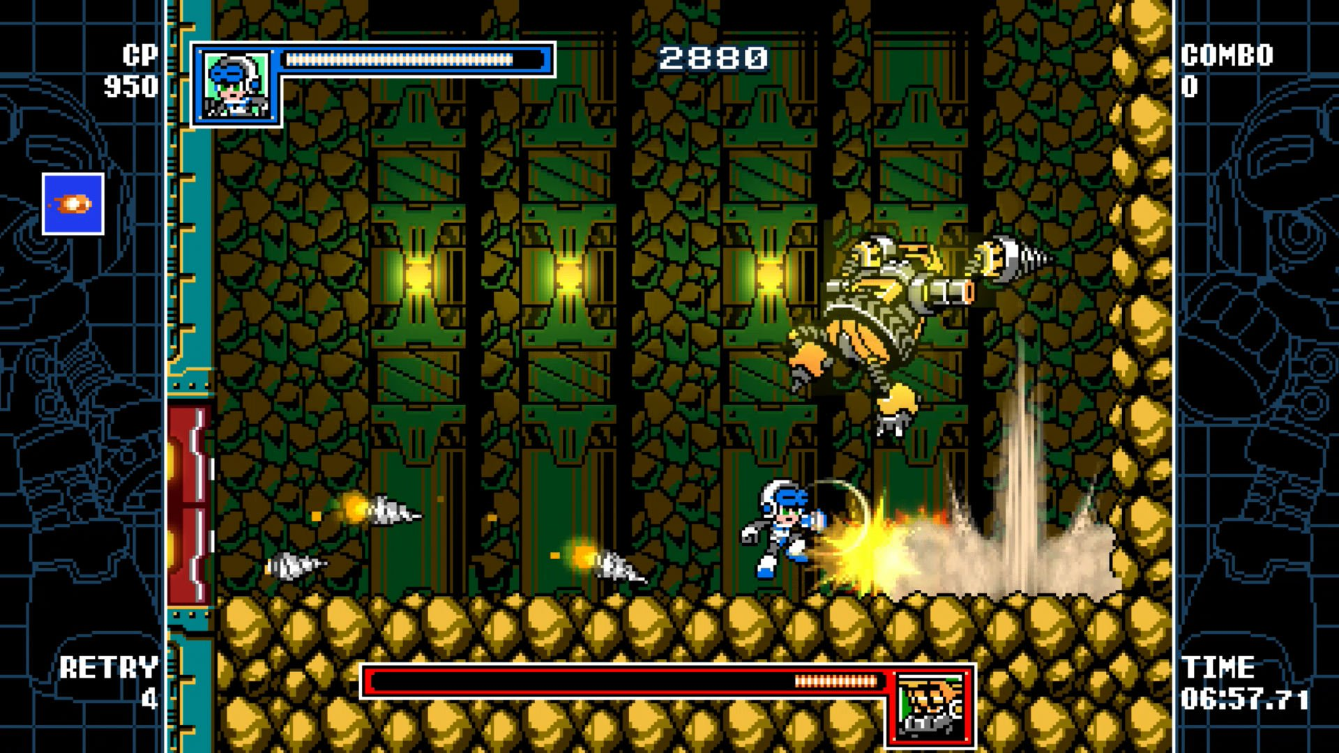 Mighty Gunvolt Burst deserves a little more credit for preserving the spirit of Mega Man screenshot