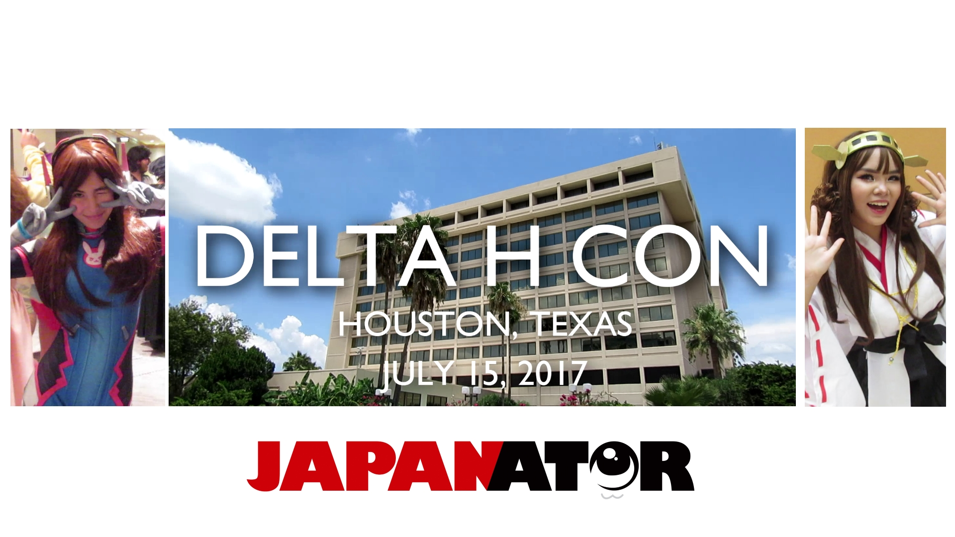 See a bit of cosplay and con with this Delta H Con video screenshot