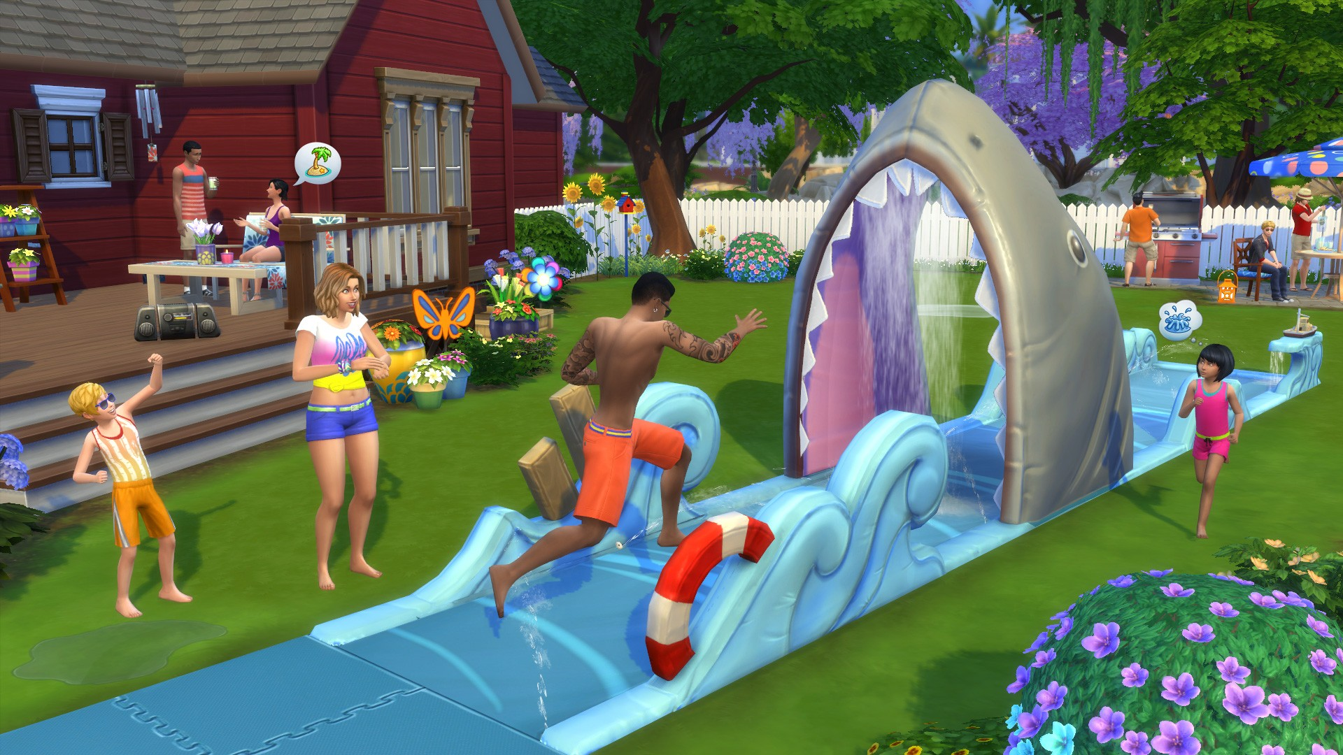 It looks like The Sims 4 is coming to Xbox screenshot