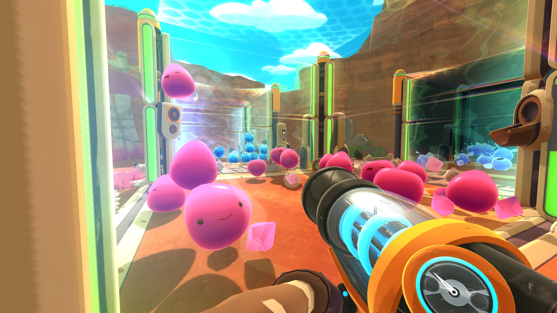 Slime Rancher exits Steam Early Access next week screenshot