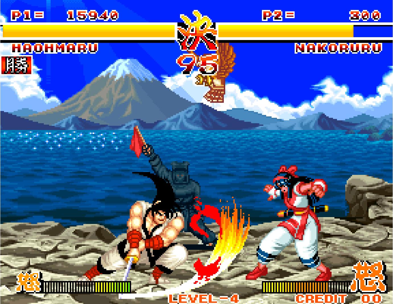 Three more Neo Geo arcade classics now available screenshot