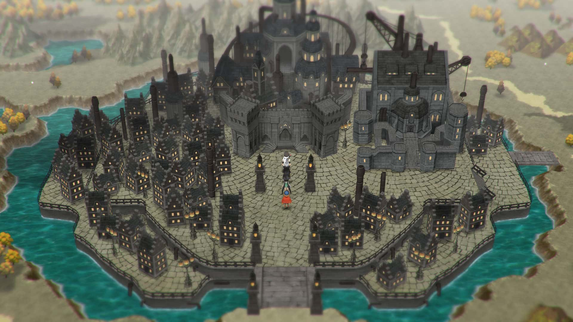 Lost Sphear, from the developers of I Am Setuna, is out soon in Japan screenshot