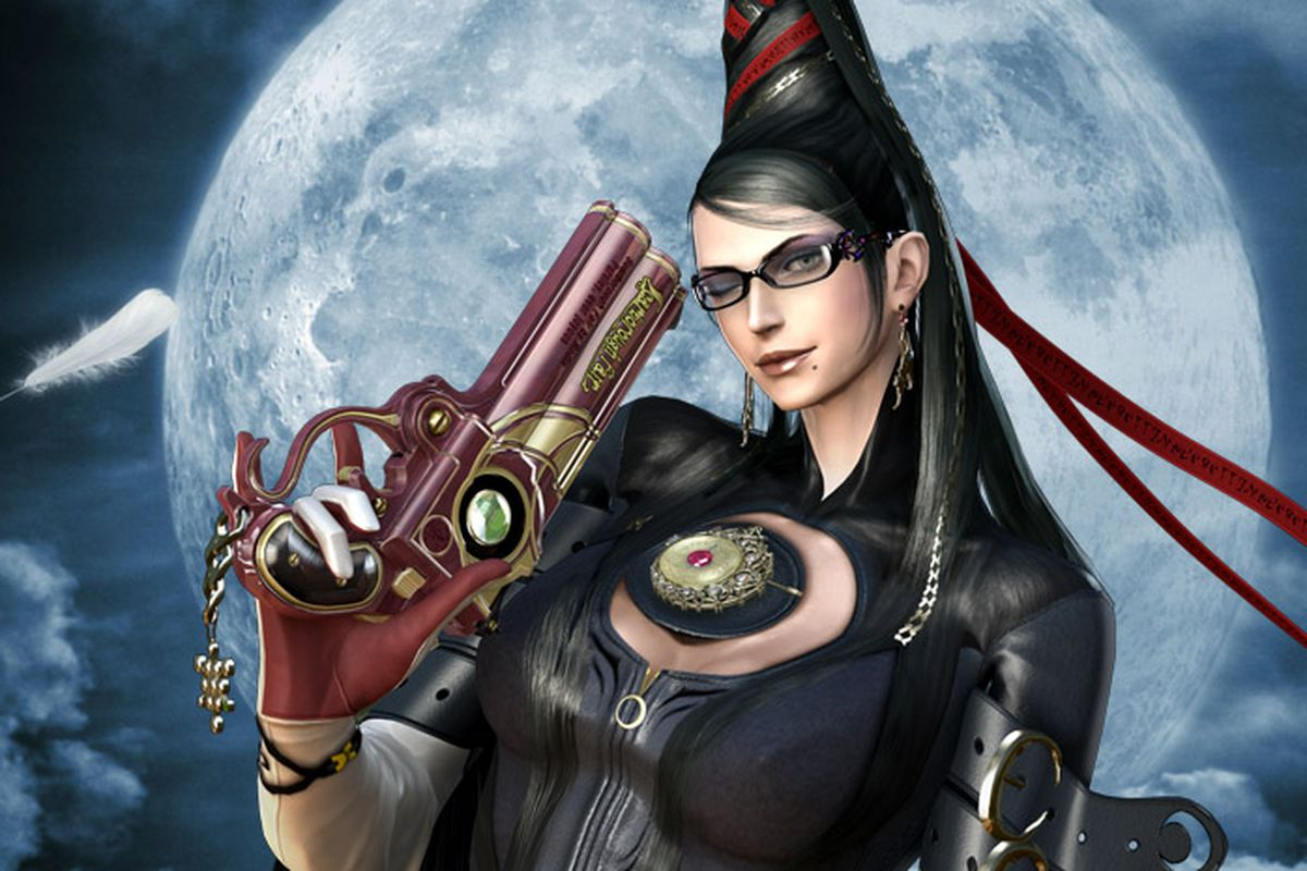 Bayonetta headlines August's Games with Gold selection screenshot