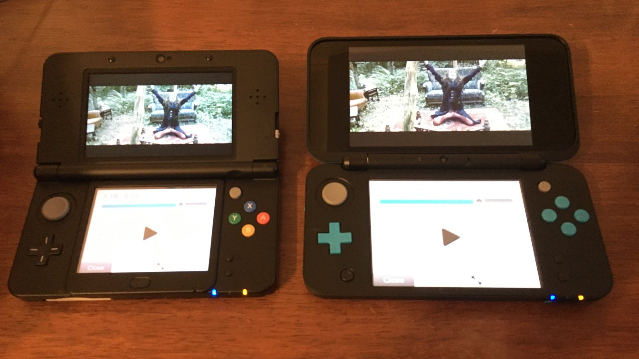 Are you picking up a New 2DS XL? screenshot